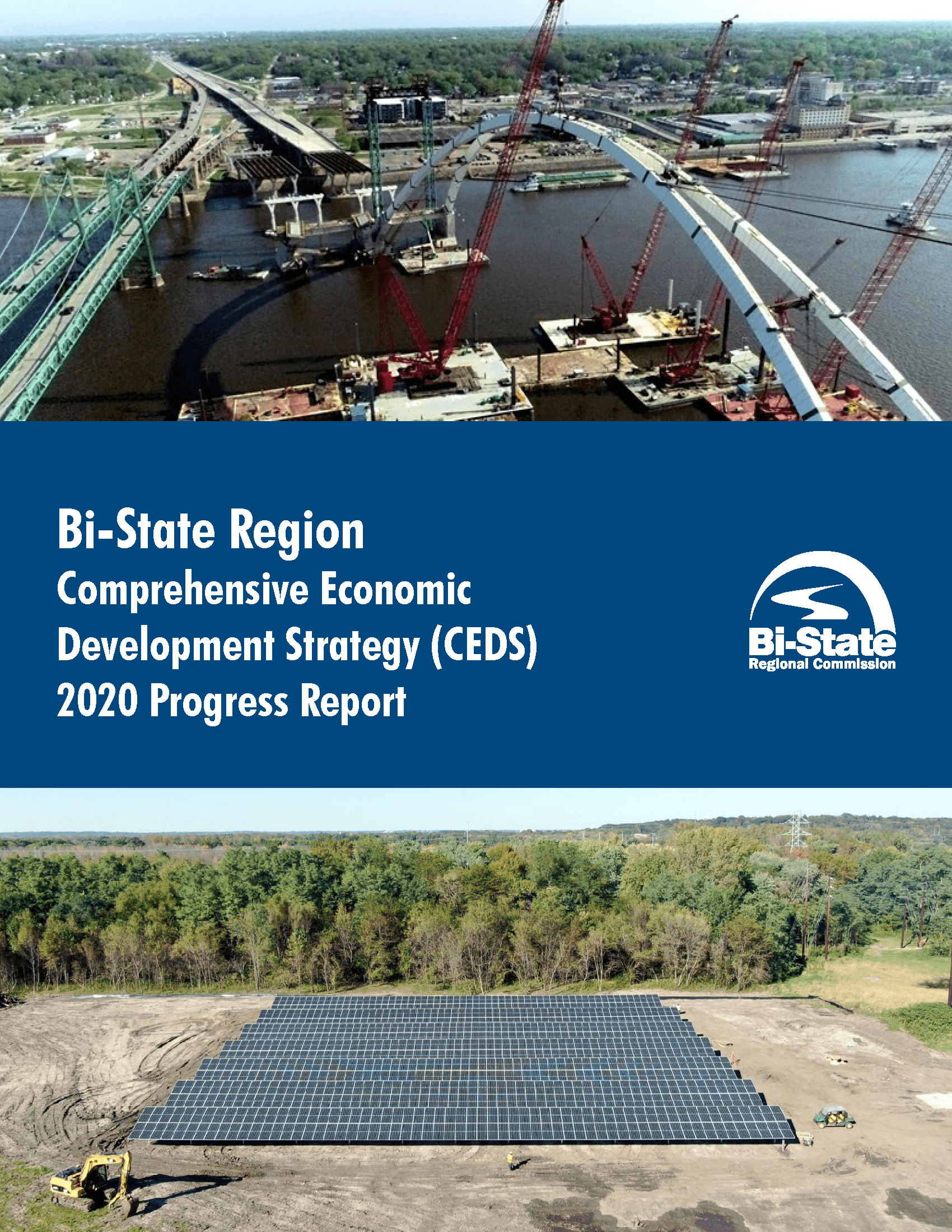 2020 CEDS Progress Report Cover